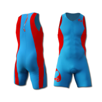 O2 Creation Hy-Vee Elite Unisex Sprint Trisuit