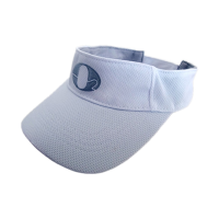 O2 Creation Sports Visor - White/Grey